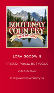 kootenay country craft